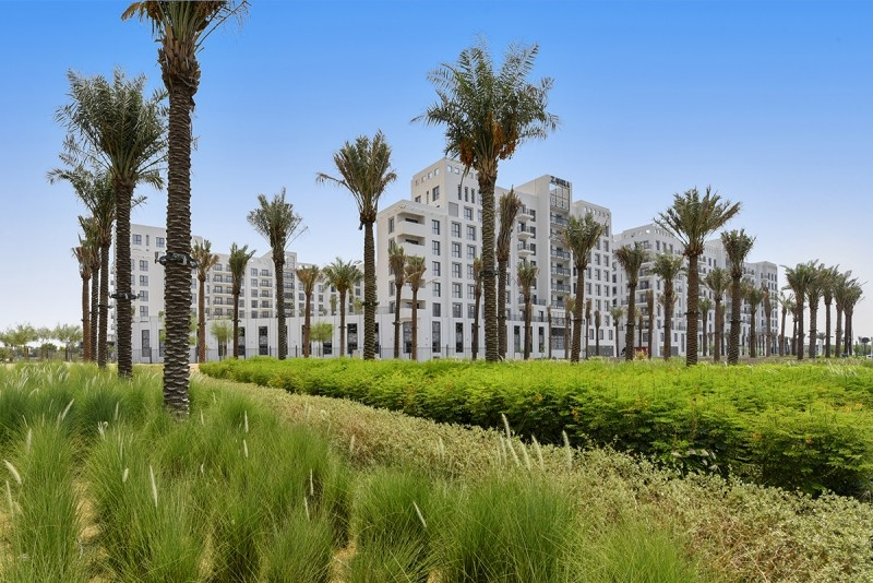 1 Bedroom Apartment For Sale in  Safi Ii,  Town Square | 12