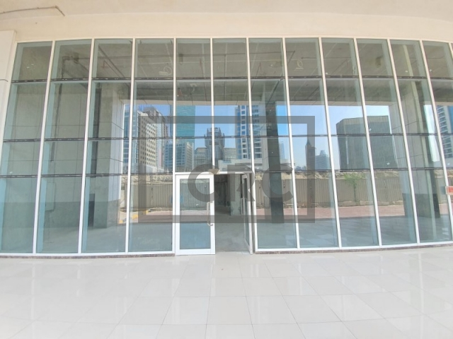 retail for rent in business bay, oxford tower | 2