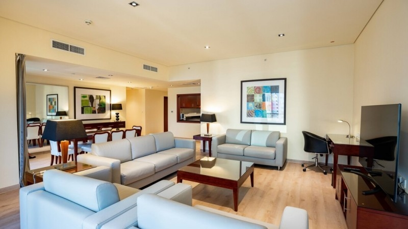 2 Bedroom Hotel Apartment For Rent in  Delta Hotels by Marriott Jumeirah Beach,  Jumeirah Beach Residence | 2