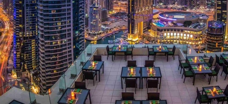 2 Bedroom Hotel Apartment For Rent in  Delta Hotels by Marriott Jumeirah Beach,  Jumeirah Beach Residence | 15