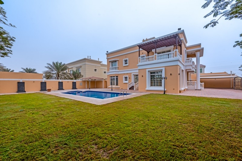 5 Bedroom Villa For Sale in  Al Barsha 2,  Al Barsha | 0
