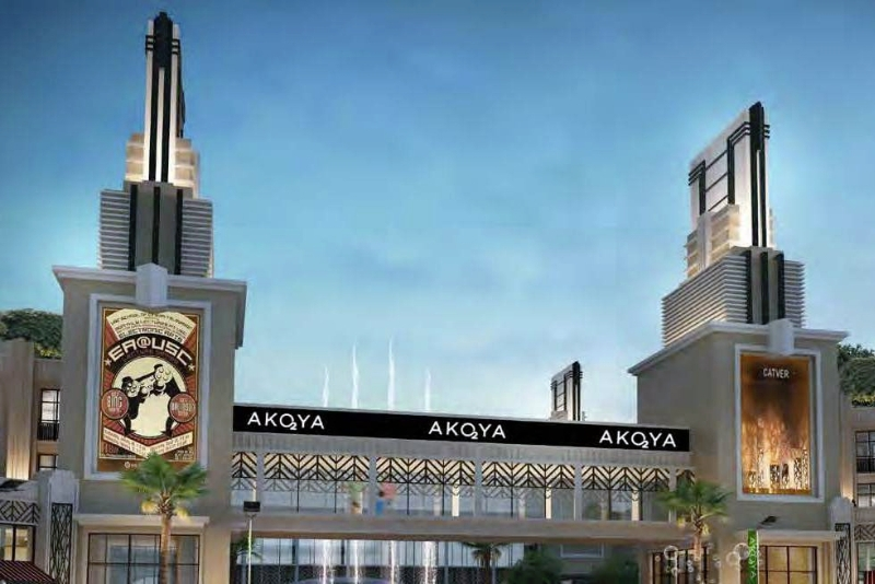 5 Bedroom Villa For Sale in  Primerose,  The Roots Akoya Oxygen   9