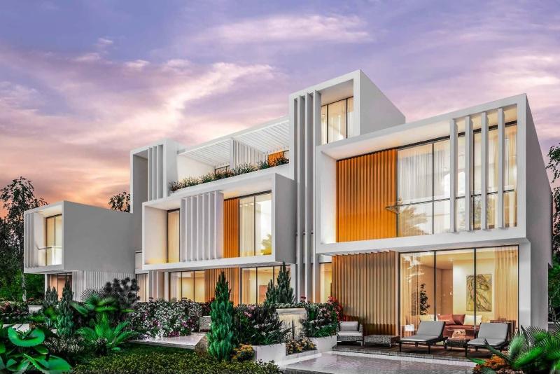 5 Bedroom Villa For Sale in  Primerose,  The Roots Akoya Oxygen   5