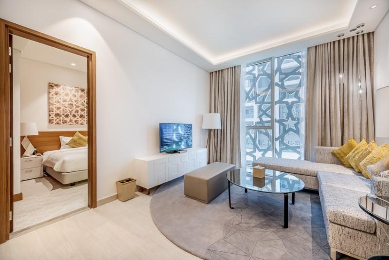 1 Bedroom Hotel Apartment For Rent in  Grand Mercure Dubai Airport,  Al Garhoud | 7