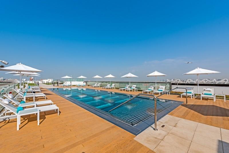 1 Bedroom Hotel Apartment For Rent in  Grand Mercure Dubai Airport,  Al Garhoud | 1