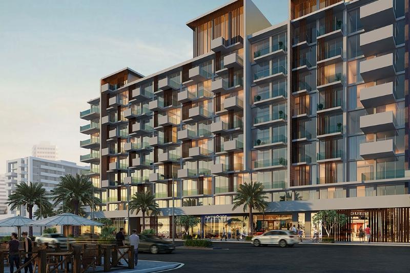 Azizi Riviera 33, Meydan City
