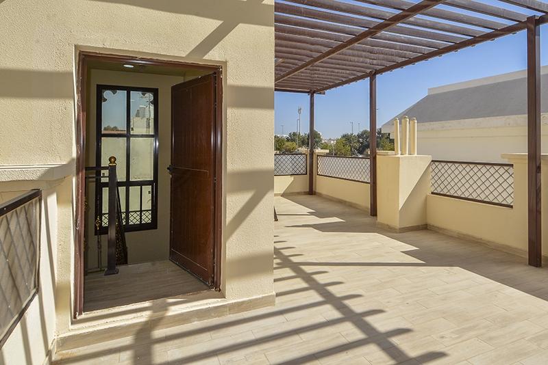 3 Bedroom Villa For Rent in  New Sarooj,  Al Sarooj   18