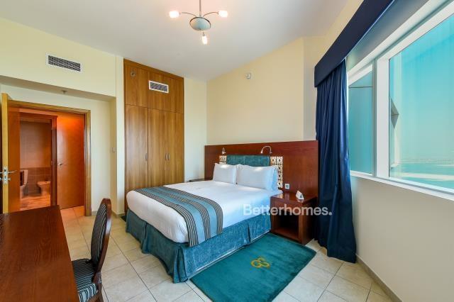 3 Bedroom Hotel Apartment For Rent in  Tamani Hotel,  Dubai Marina | 7