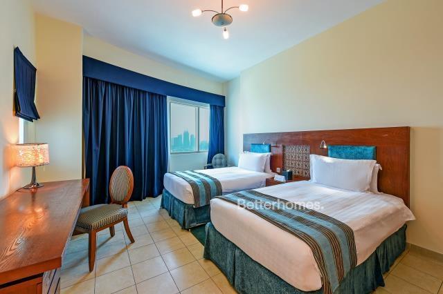 3 Bedroom Hotel Apartment For Rent in  Tamani Hotel,  Dubai Marina | 5