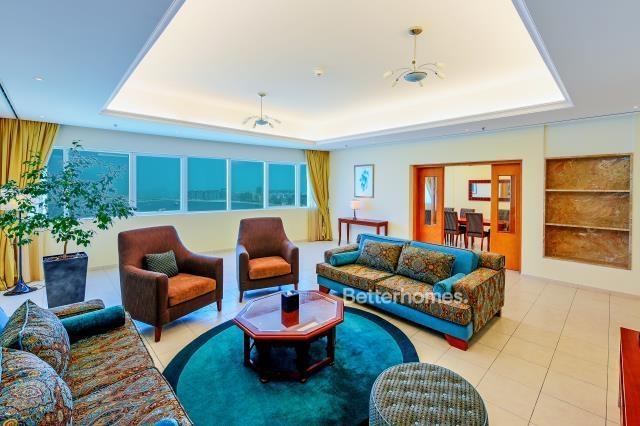3 Bedroom Hotel Apartment For Rent in  Tamani Hotel,  Dubai Marina | 1