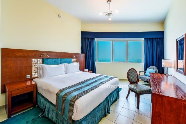 3 Bedroom Hotel Apartment For Rent in  Tamani Hotel,  Dubai Marina | 0