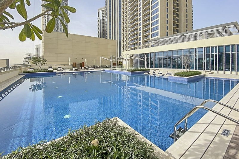 1 Bedroom Apartment For Rent in  Harbour Views 1,  Dubai Creek Harbour (The Lagoons) | 9