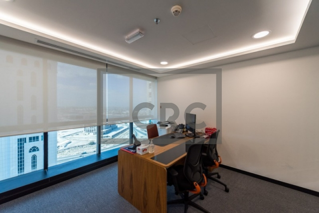 semi-furnished office for sale in jumeirah lake towers, jumeirah business centre 4   11