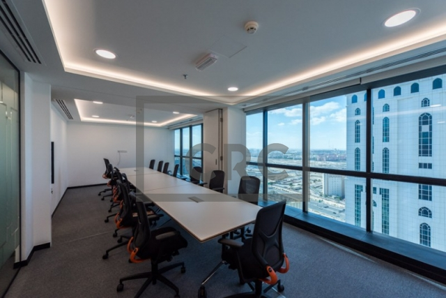 4,775 sq.ft. Office in Jumeirah Lake Towers, Jumeirah Business Centre 4 for AED 3,800,000