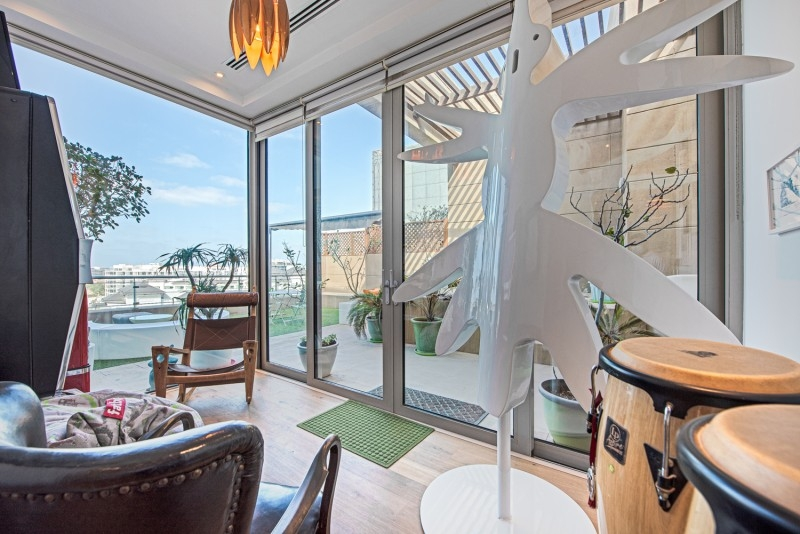 4 Bedroom Penthouse For Sale in  Dream Palm Residence,  Palm Jumeirah | 13