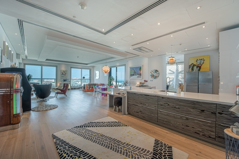 4 Bedroom Penthouse For Sale in  Dream Palm Residence,  Palm Jumeirah | 4