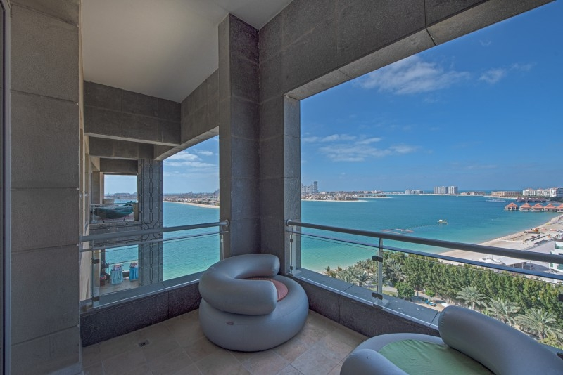 4 Bedroom Penthouse For Sale in  Dream Palm Residence,  Palm Jumeirah | 16