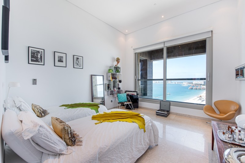 4 Bedroom Penthouse For Sale in  Dream Palm Residence,  Palm Jumeirah | 9