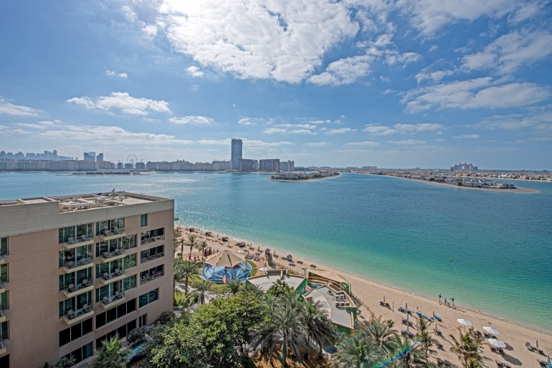 4 Bedroom Penthouse For Sale in  Dream Palm Residence,  Palm Jumeirah | 15