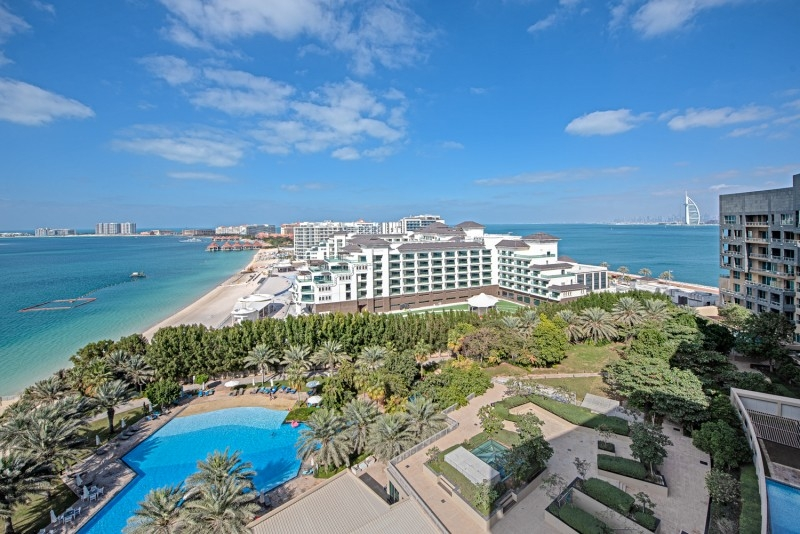 4 Bedroom Penthouse For Sale in  Dream Palm Residence,  Palm Jumeirah | 1
