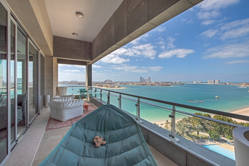 4 Bedroom Penthouse For Sale in  Dream Palm Residence,  Palm Jumeirah | 2