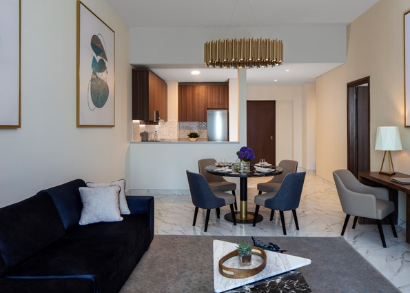 1 Bedroom Apartment For Rent in  Palm Views East,  Palm Jumeirah | 1