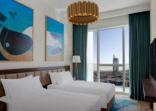 1 Bedroom Apartment For Rent in  Palm Views East,  Palm Jumeirah | 2