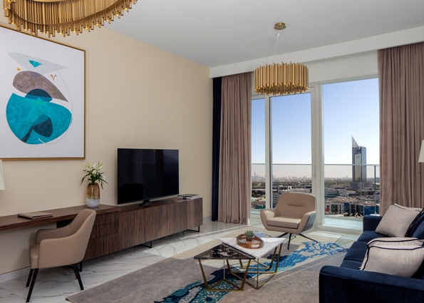 1 Bedroom Apartment For Rent in  Palm Views East,  Palm Jumeirah | 0