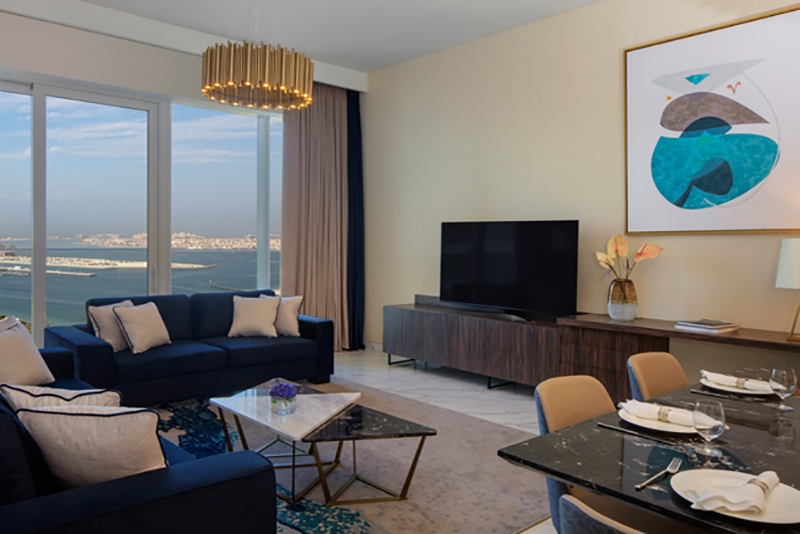 2 Bedroom Apartment For Rent in  Palm Views East,  Palm Jumeirah   0