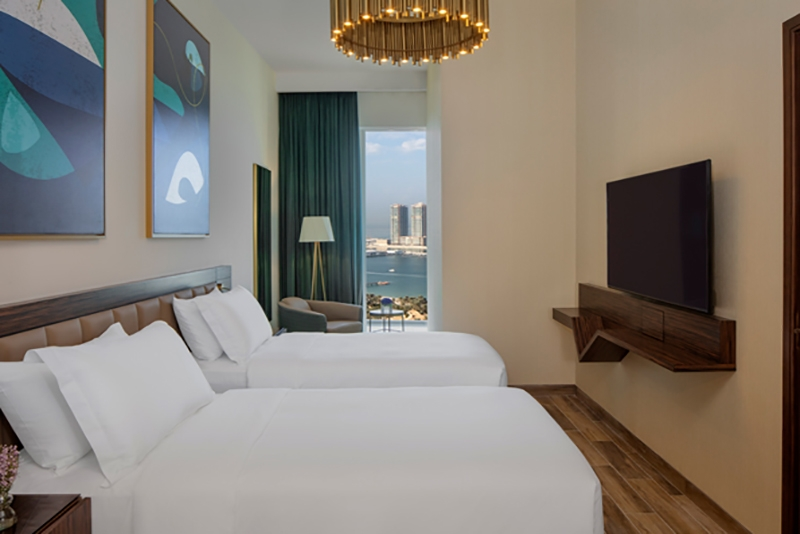 2 Bedroom Apartment For Rent in  Palm Views East,  Palm Jumeirah   4