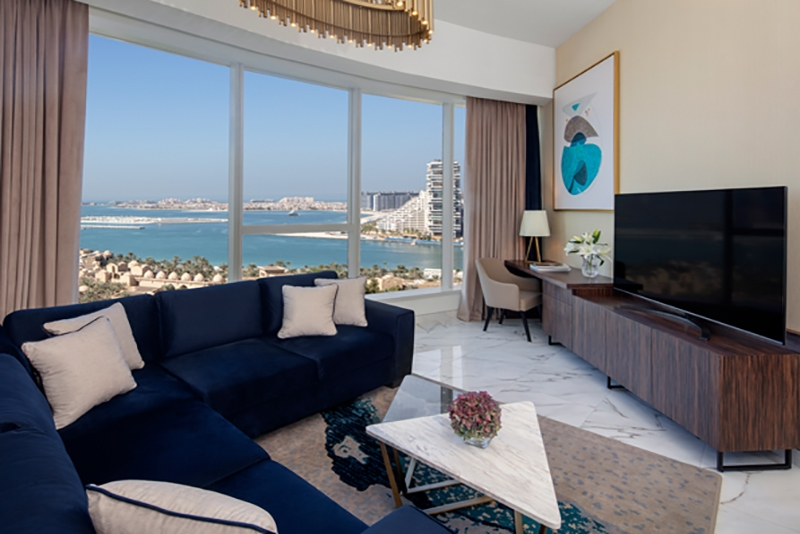 2 Bedroom Apartment For Rent in  Palm Views East,  Palm Jumeirah   1