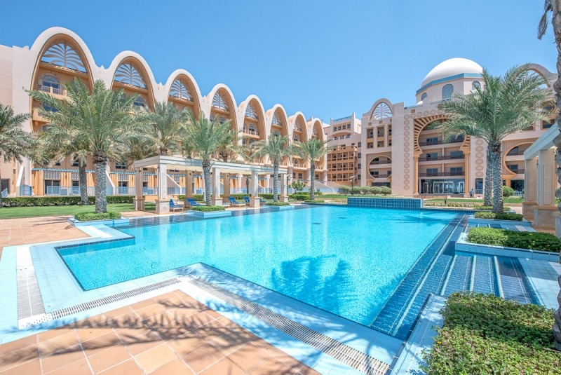 1 Bedroom Apartment For Rent in  Sarai Apartments,  Palm Jumeirah | 0
