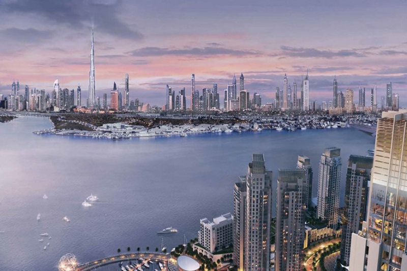 2 Bedroom Apartment For Sale in  Harbour Views 1,  Dubai Creek Harbour (The Lagoons) | 6