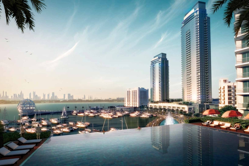 2 Bedroom Apartment For Sale in  Harbour Views 1,  Dubai Creek Harbour (The Lagoons) | 7