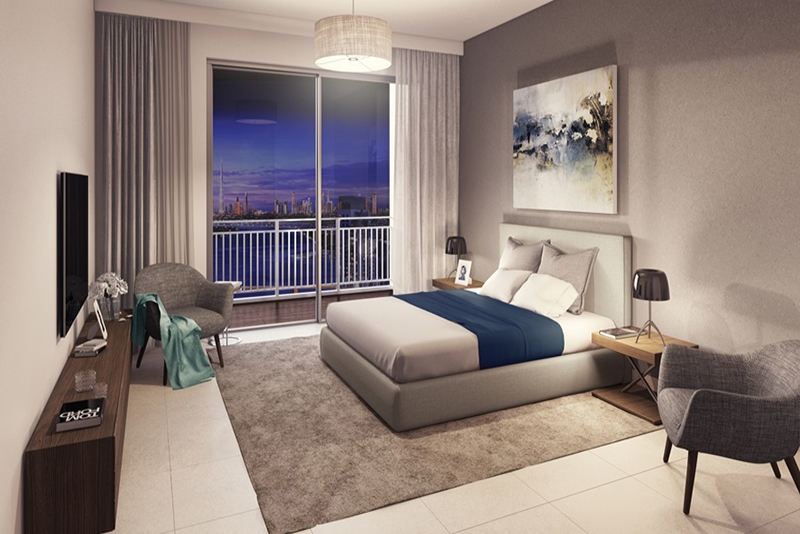 2 Bedroom Apartment For Sale in  Harbour Views 1,  Dubai Creek Harbour (The Lagoons) | 3