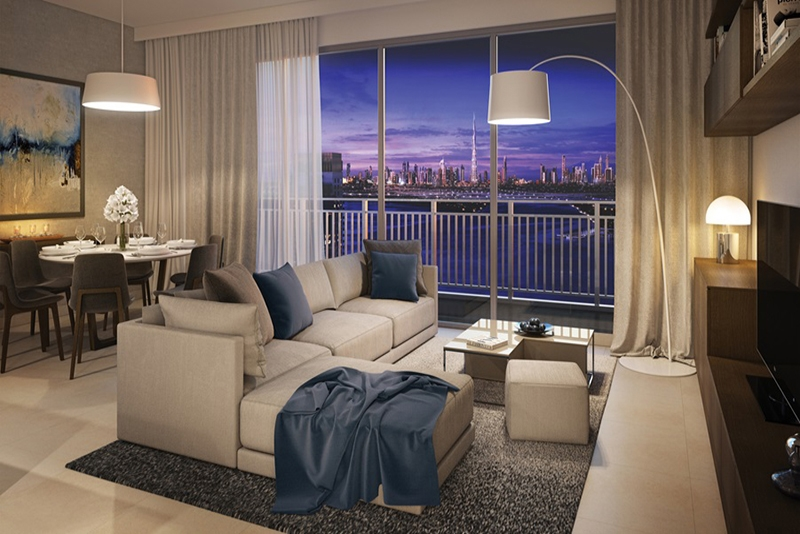 2 Bedroom Apartment For Sale in  Harbour Views 1,  Dubai Creek Harbour (The Lagoons) | 4