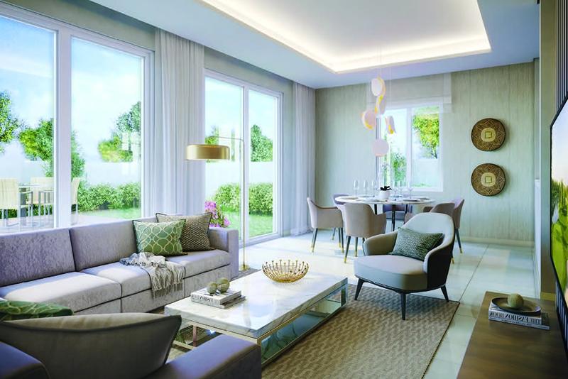 4 Bedroom Villa For Sale in  Amaranta,  Dubailand   0