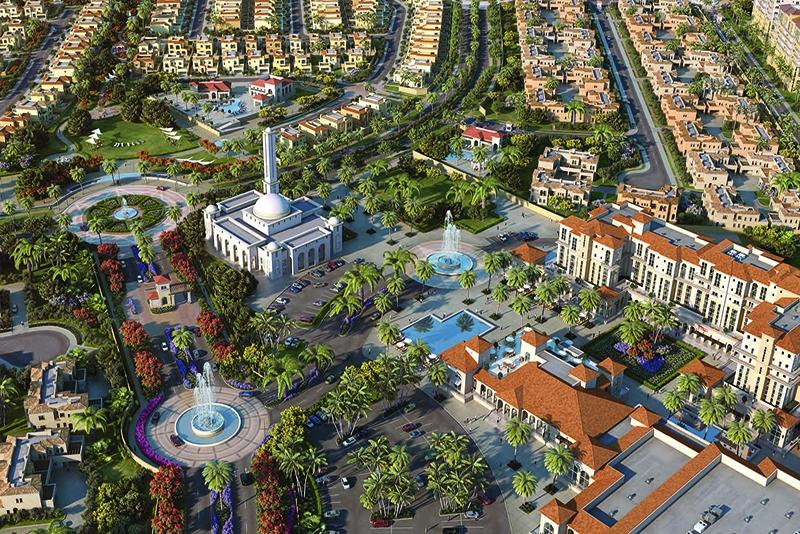 4 Bedroom Villa For Sale in  Amaranta,  Dubailand   9