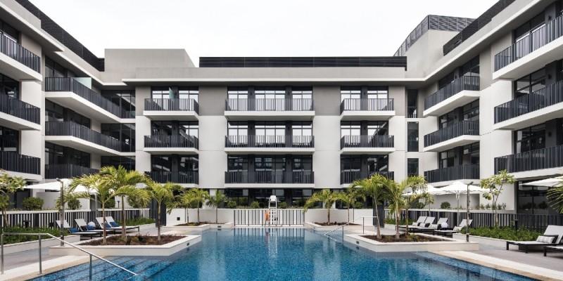 1 Bedroom Apartment For Sale in  Belgravia 2,  Jumeirah Village Circle | 7