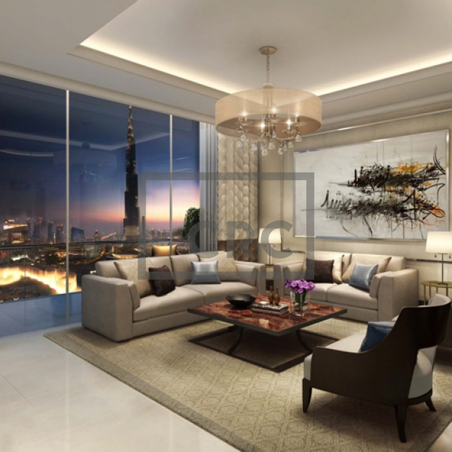 hotel apartment for sale in downtown dubai, the address residence fountain views 3   4