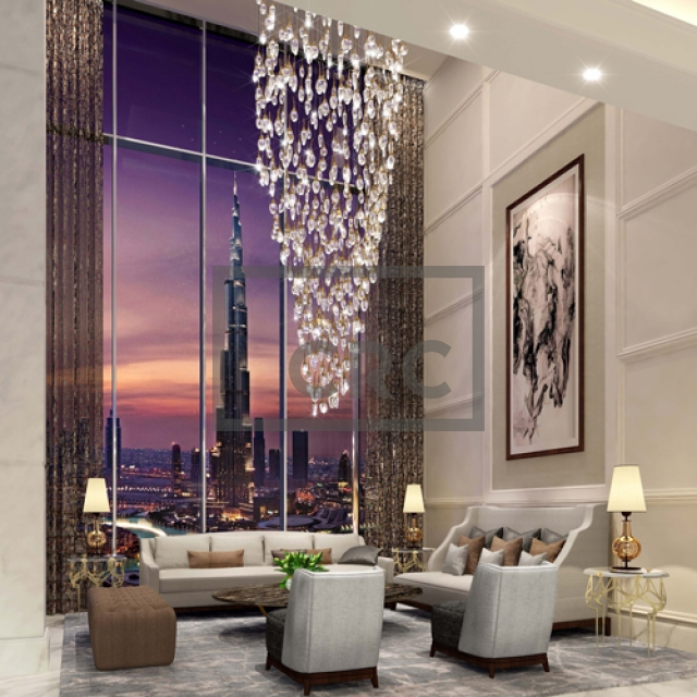 hotel apartment for sale in downtown dubai, the address residence fountain views 3   5