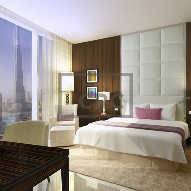 hotel apartment for sale in downtown dubai, the address residence fountain views 3   9