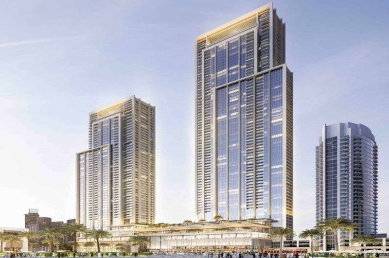 Forte 2, Downtown Dubai