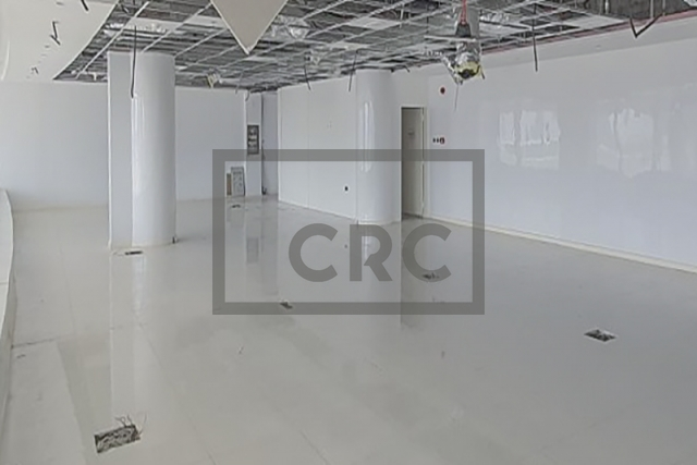 retail for rent in business bay, the binary tower | 3