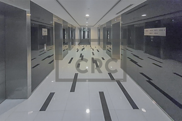 retail for rent in business bay, the binary tower | 6