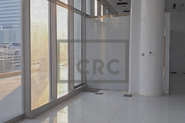 retail for rent in business bay, the binary tower | 7