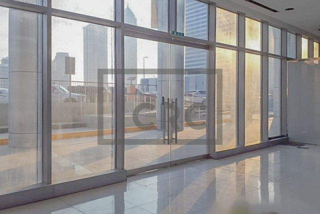 retail for rent in business bay, the binary tower | 4