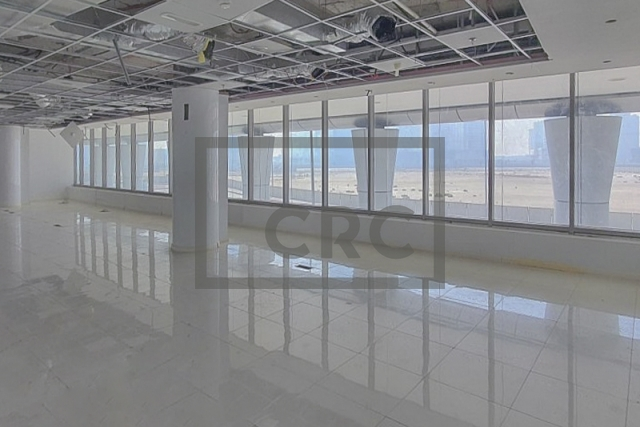 retail for rent in business bay, the binary tower | 1