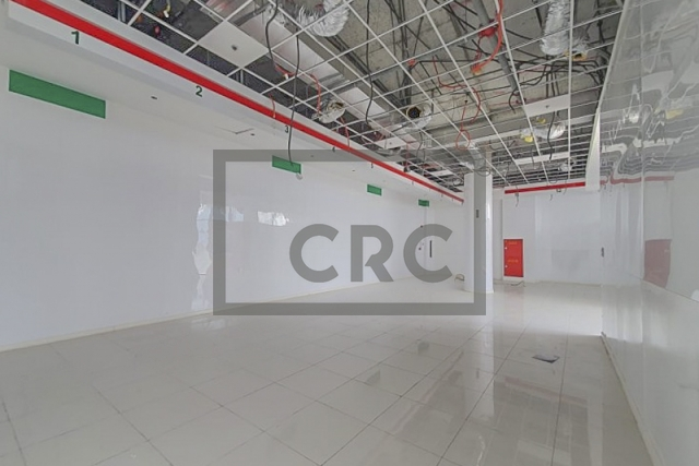 retail for rent in business bay, the binary tower | 2