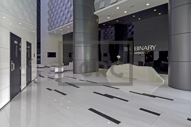 retail for rent in business bay, the binary tower | 11